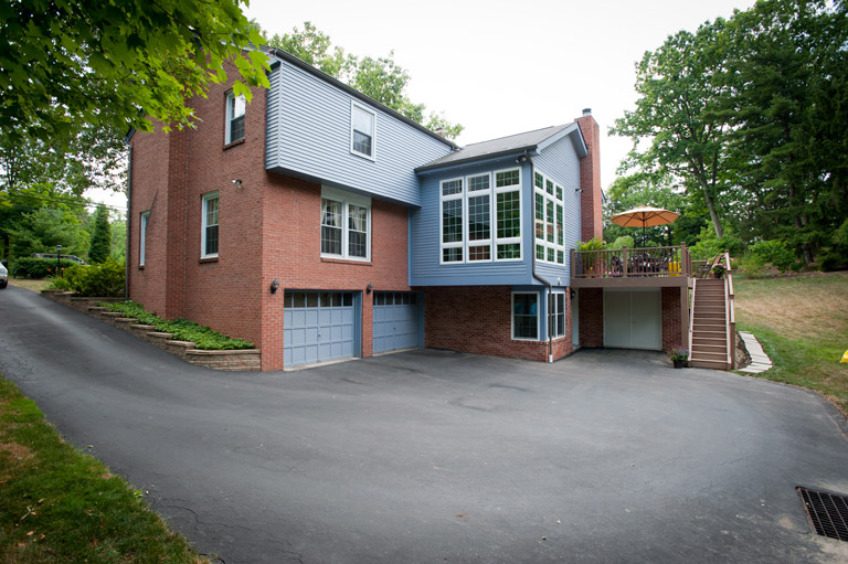 Home Additions Exterior