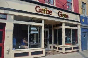 Gerbe Glass Storefront