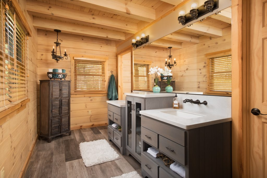 vanity-and-sink-timberframe-home