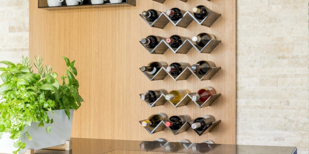 wall-wine-storage-for-kitchen